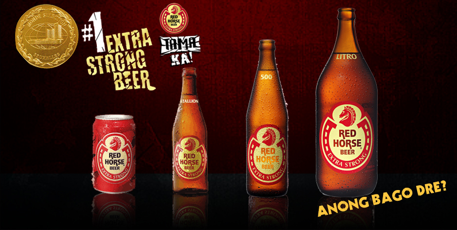 Red horse beer wallpaper - photo#16