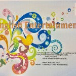 【第24回 ENGLISH ACTIVITY】English Entertainment