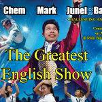 [第25回 ENGLISH ACTIVITY]The Greatest English Show
